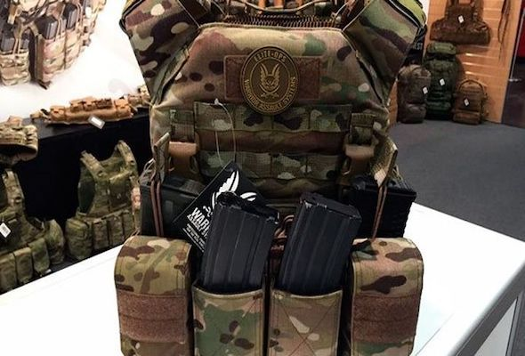 Recon Chest Rig by Modern Warrior