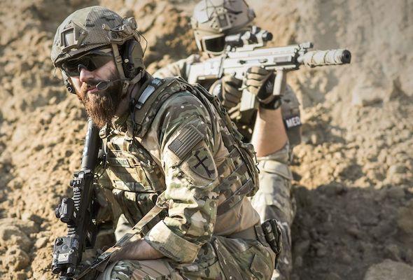 Ultimate Arms Gear Tactical Assault Scenario Stealth Black